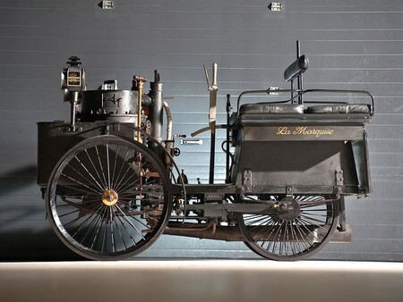 La première automobile qui fonctionne encore