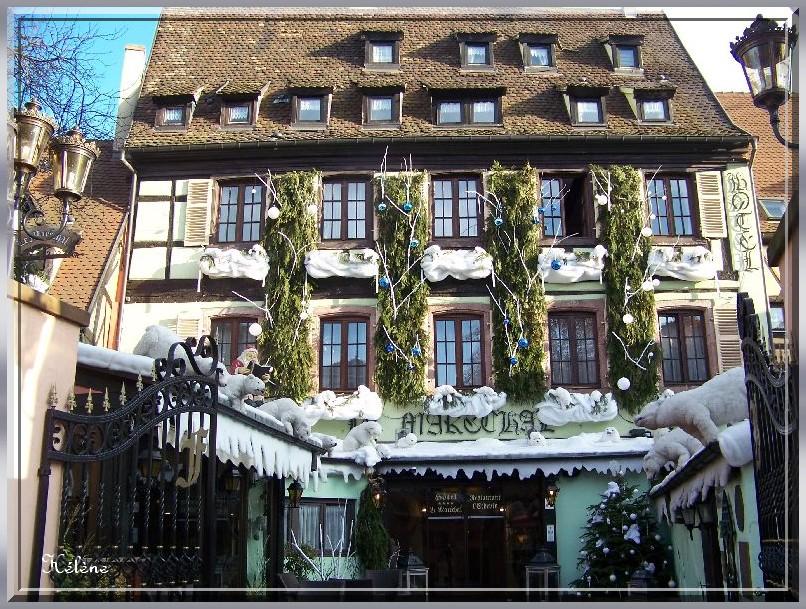 """dimanche 28 décembre 2014 """" colmar suite """""""