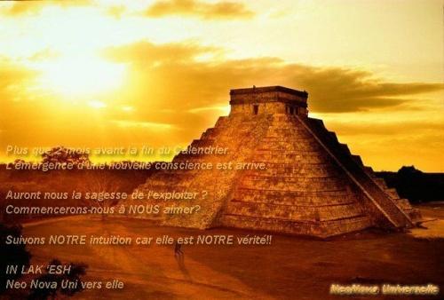 La dernière nuit du Calendrier Maya (23 septembre au 10 octobre 2011)