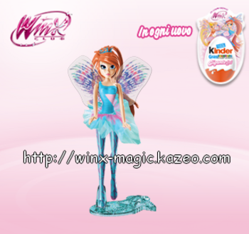Figurine Bloom Sirenix
