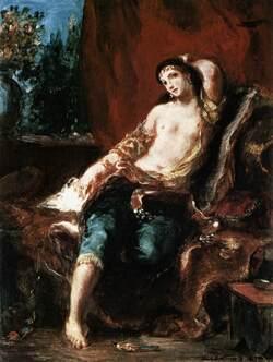 Les odalisques dans l'art par Justine (202) et Noémie (205)