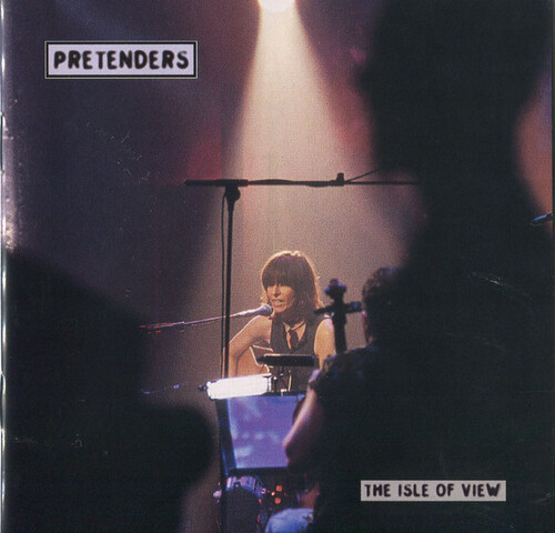 Double dose: Pretenders live unplugged 1995 - Isle of view et Revolution