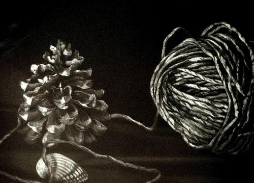 """Rencontre avec une artiste : stage de """"manière noire"""""""