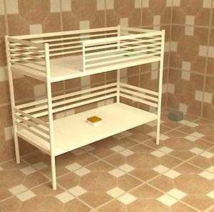 Jouer à Bunk beds room escape