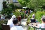 Des chansons dans le jardin...