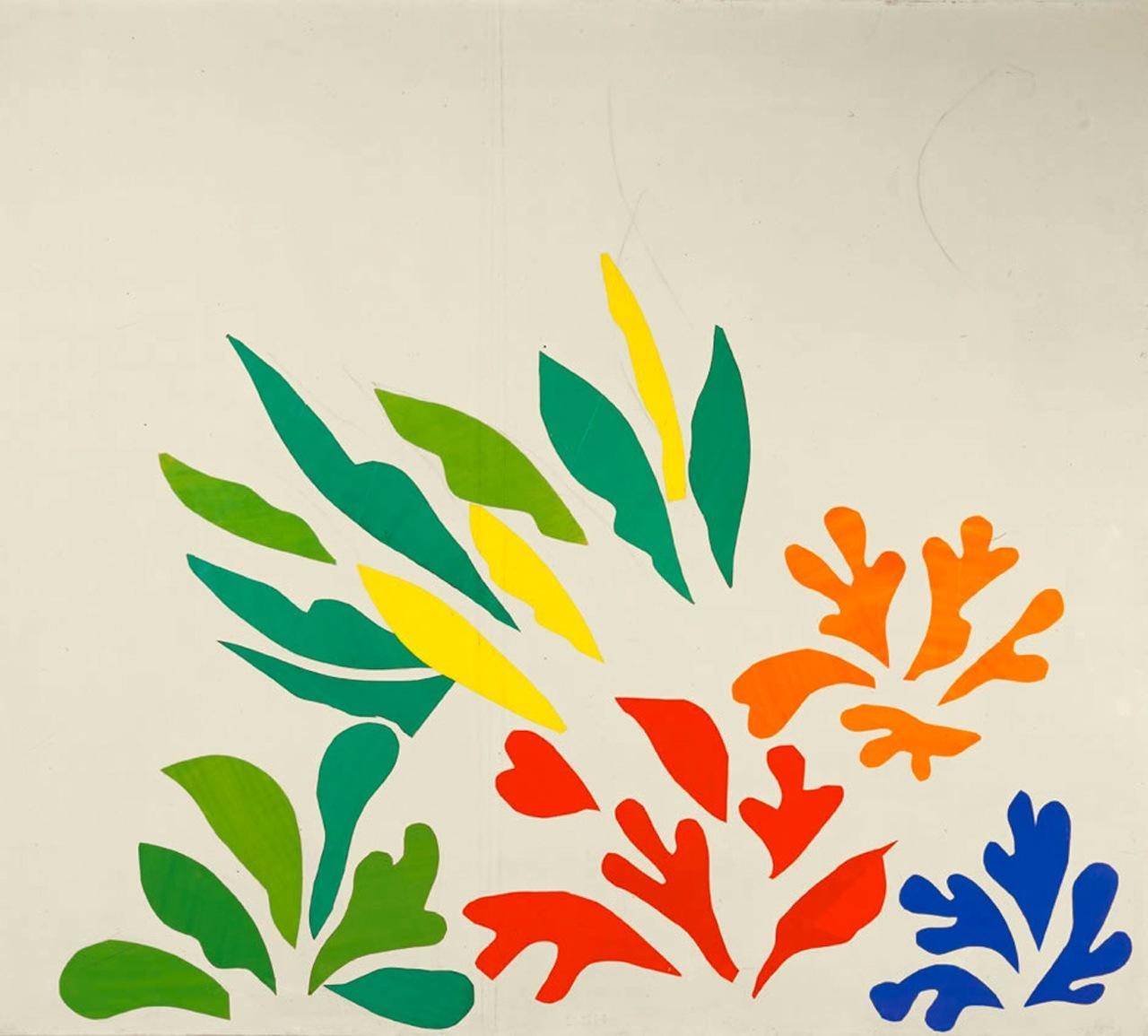 Fabuleux Vent de fleurs grâce à Matisse - Mitsouko au CP DQ51