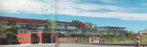 Le bonheur est dans la paille: L'école Louise Michel au Fort d'Issy