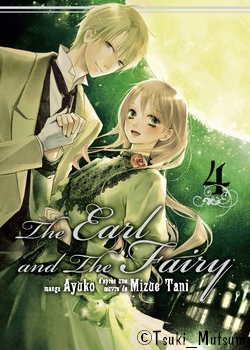 The Earl and the Fairy - tome 4