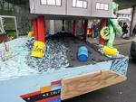 Rheinverschmutzung als Karnevalsthema