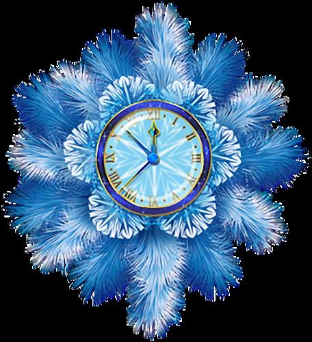 Horloge Pendule etc de Noël 2