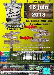 Trail du Mortier - Glénac - Samedi 16 juin 2018