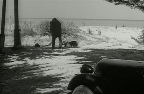 Le sang à la tête, Gilles Grangier, 1956