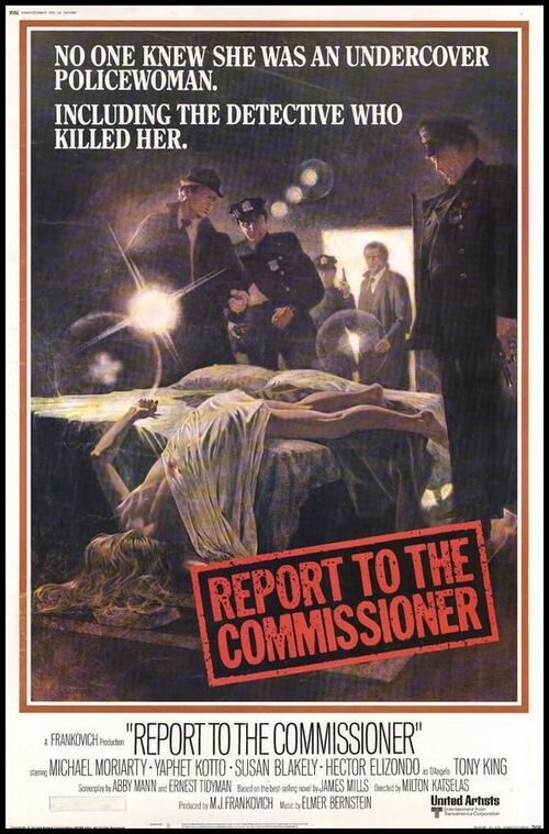 1975/Report To The Commissioner