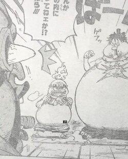 One Piece Spoils du Scan Chapitre 941 VF