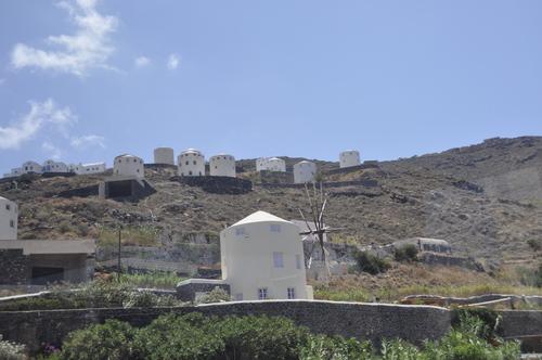 Voyage en Crète Visite de Santorin