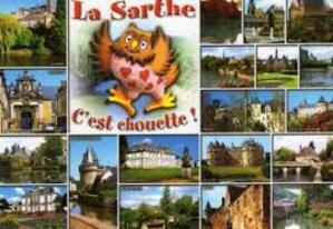 ~~   SARTHE ~~ de Jean Sauré