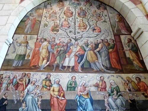 Autour de la cathédrale de Limbourg an der Lahn (photos)