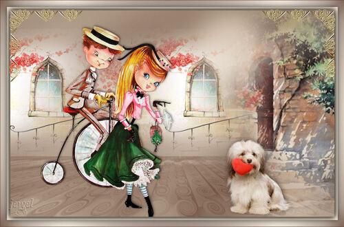 Amour Romantique Annie