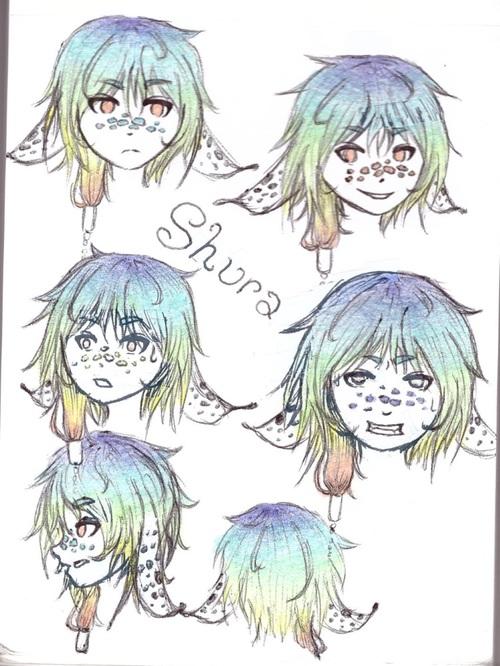Shura, mon bébé à mwa~ ♥