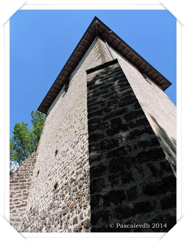 Église du vieux Lugo et rive de la Leyre - 3/6