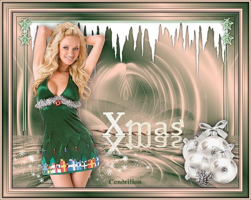 Merry Christmas - Mysterfeerie