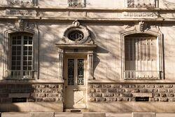 21 avril 2012 av. Carnot, Bd Baron du Marais, rue de Cadore