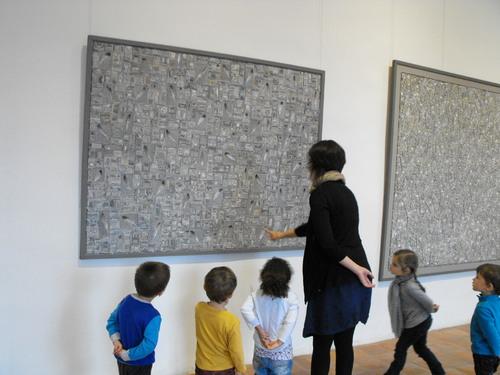 Les photos de  l'exposition de Marie Morel