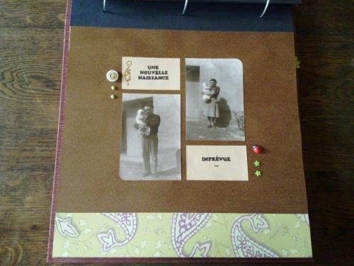 Un album 30x30 heritage