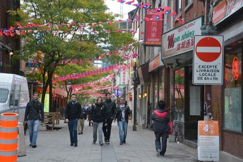 Montréal Quartier chinois