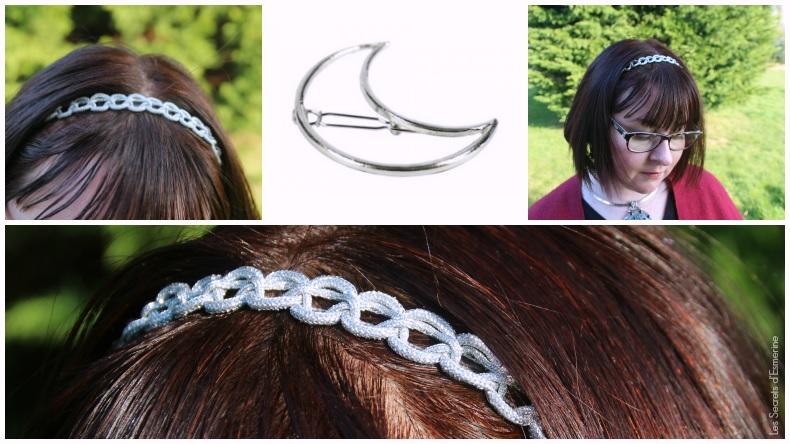 headband d'Accessoires Cheveux Chic