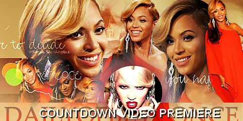 """""""Countdown"""" Vidéo Premiere :"""