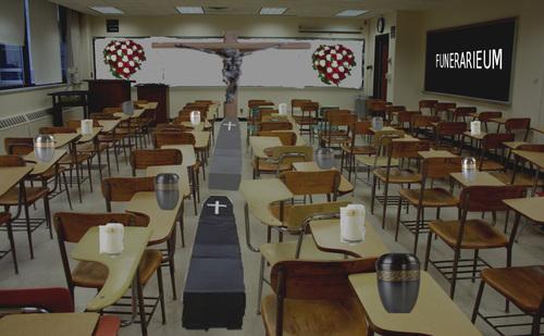 Salle de cours: deplacement...  3ème St pol
