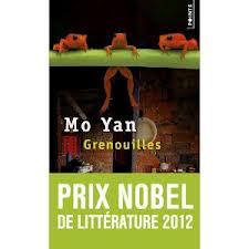 "Rencontre traductrice ""Grenouilles"" de Mo Yan-Samedi 5 janvier 2013"