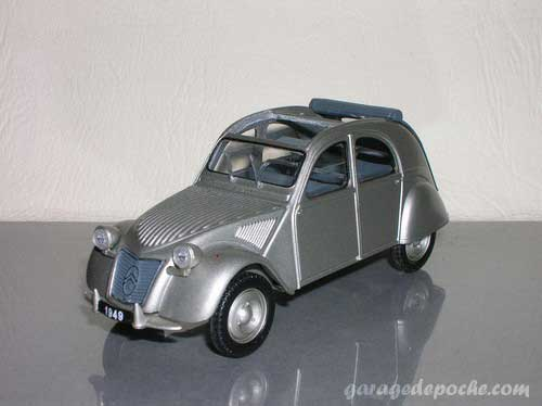 Citroën 2 CV découverte 1949