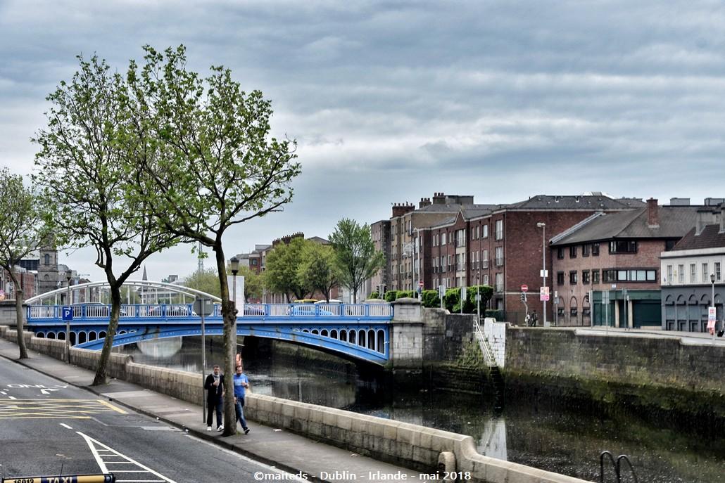 Dans les rues de Dublin - Irlande (1)
