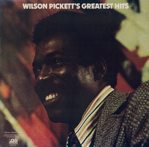 "Wilson Pickett : Album "" Wilson Pickett's Greatest Hits "" Atlantic Records SD2-501 [ US ]"