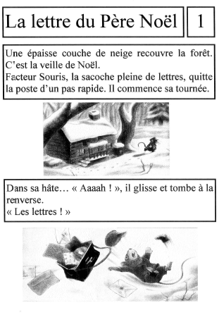 Poeme Lettre Au Pere Noel.A L Encre Violette Noel