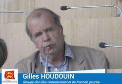Bilan et perspectives du mandat d'élu régional de Gilles Houdouin