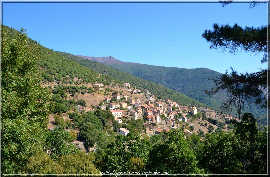 Asco village - Haute-Corse