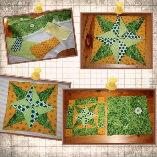 mon premier patchwork