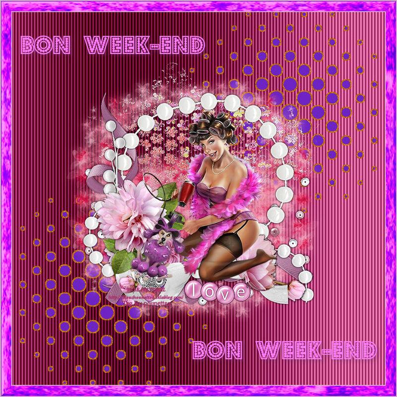 CREA BON WEEK-END