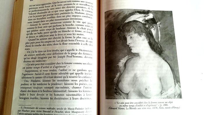 Contes Parisiens Maupassant. Page 400