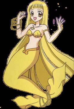 coco la princesse jaune!!!