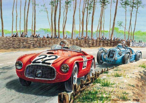 Le Mans 1949