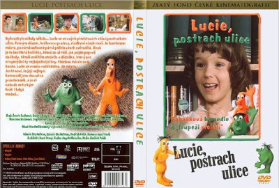 Lucie, postrach ulice / Lucy, Terror of the Street. 1984.