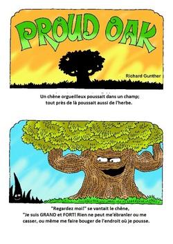 Le chêne orgueilleux