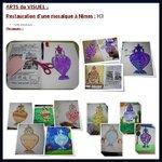 Arts visuels: L'Antiquité et la mosaïque