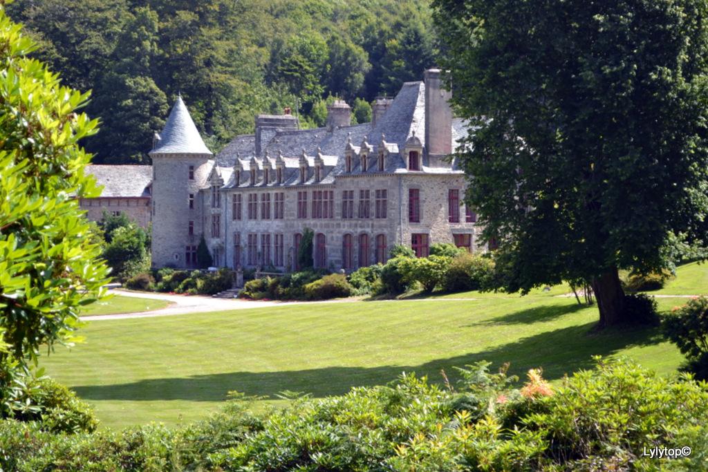 Le château de Nacqueville