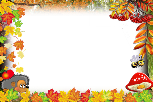 Cadre automne 3