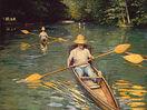 Gustave Caillebotte, Périssoires sur Yerres